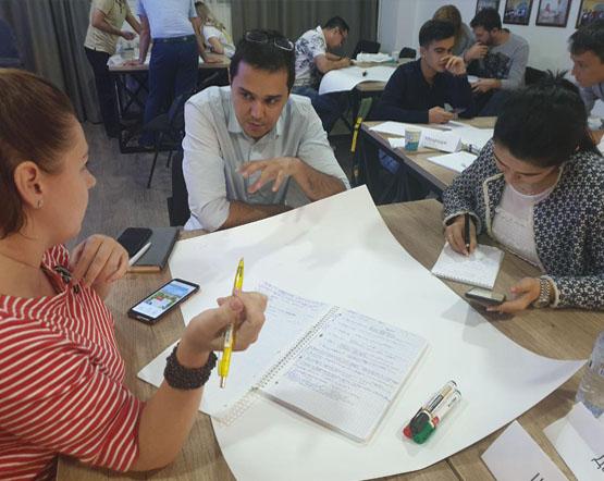 Обучение оффлайн в Ташкенте
